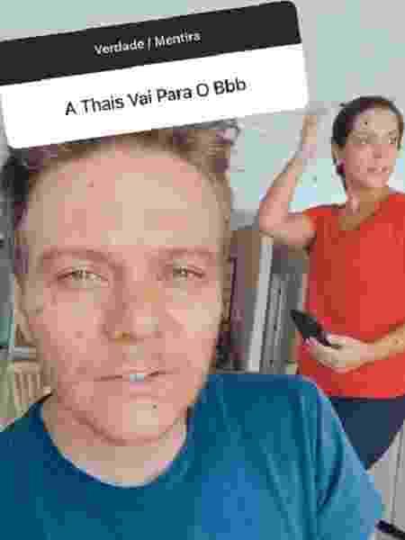 """Thais Fersoza tira sarro de pergunta sobre ida ao """"BBB 21"""" - Reprodução/Instagram - Reprodução/Instagram"""