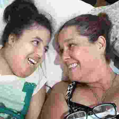 Rita e Maria - arquivo pessoal - arquivo pessoal