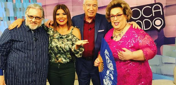 Fefito | 'Fofocalizando': SBT convida ex-apresentadores