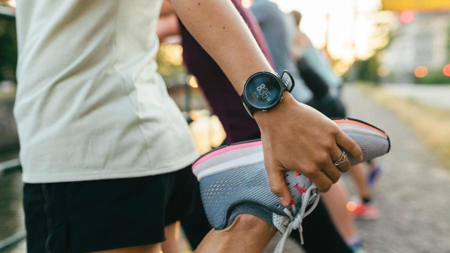 Smartwatch é um aliado para praticantes de exercícios físicos - Getty Images