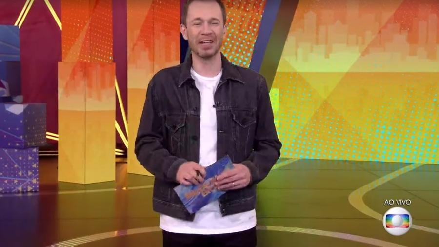 BBB 21: Tiago no programa de 13/04 - Reprodução/Globoplay