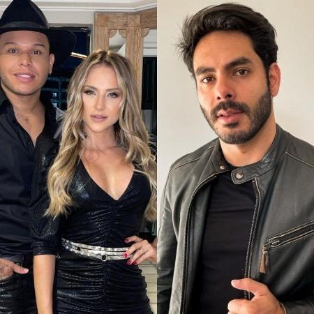Tierry e Gabi Martins estão juntos desde novembro - Reprodução/Instagram