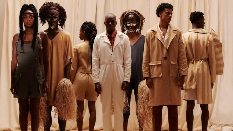 SPFW 51 será 100% digital e contará com Projeto Sankofa, coletivo de estilistas negros criado pelo Pretos na Moda com oito marcas, que desfilarão suas coleções no evento - Hick Duarte (Thinkers MGT)