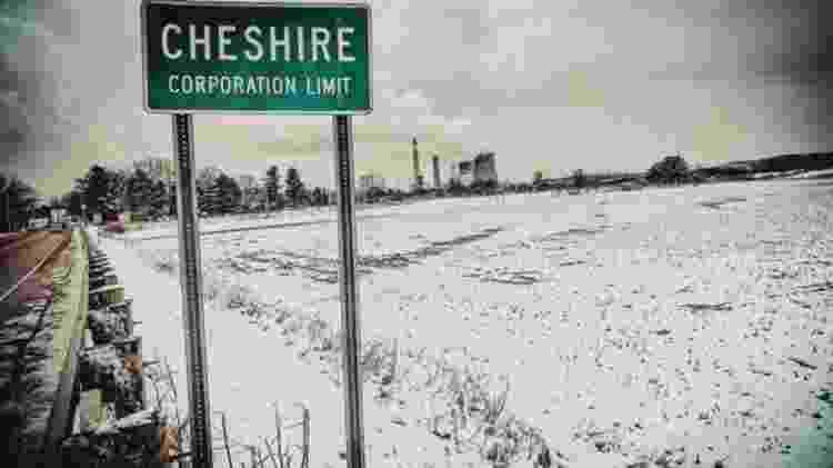 Os limites de Cheshire foram estendidos, ajudando a aumentar sua população depois que os moradores foram embora - Harmon Leon/BBC - Harmon Leon/BBC