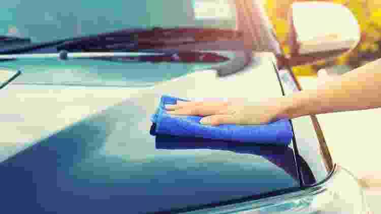 Carro limpo é indício de que proprietário cuida bem do automóvel que pretende passar adiante - Getty Images - Getty Images