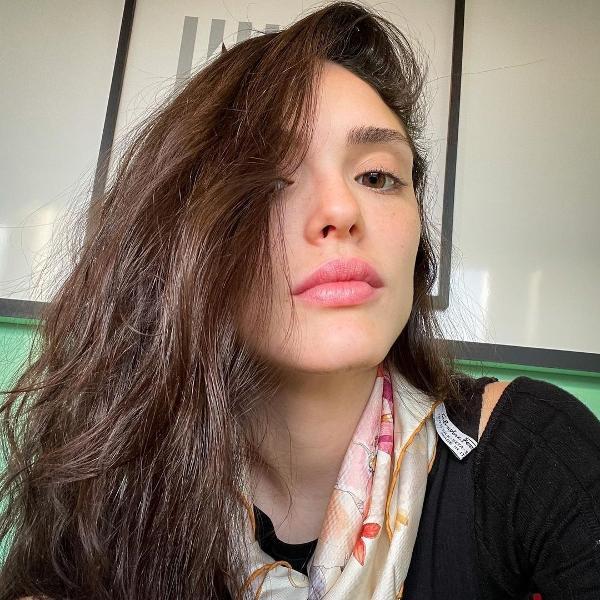 A atriz Isabelle Drummond