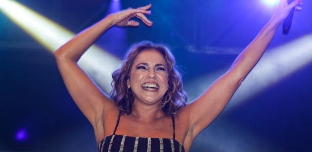 Daniela Mercury foi uma das artistas que se manifestou sobre a recriação do Ministério da Cultura - Marcos Moraes/Folhapress