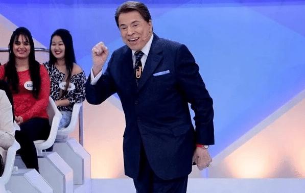 31.jan.2016 - Silvio Santos