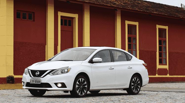Nissan Sentra - Murilo Góes/UOL - Murilo Góes/UOL