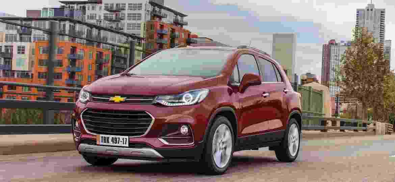 Campanha preventiva afeta 74.381 unidades do Chevrolet Tracker modelos 2014 a 2018 - Divulgação