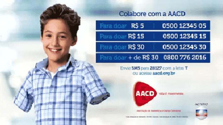 5.nov.2016 - Teleton - Reprodução/TV Globo