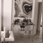 Detalhes do apartamento em Miami, de Zilu Camargo - Reprodução/ Instagram/ @zilucamargooficial