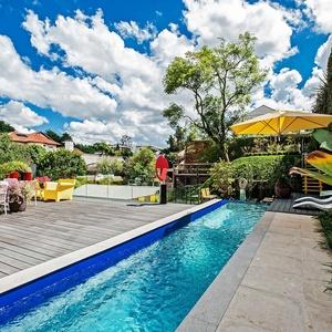 Fotos deslumbrantes 20 piscinas pelo brasil em que voc for Piscinas ramirez