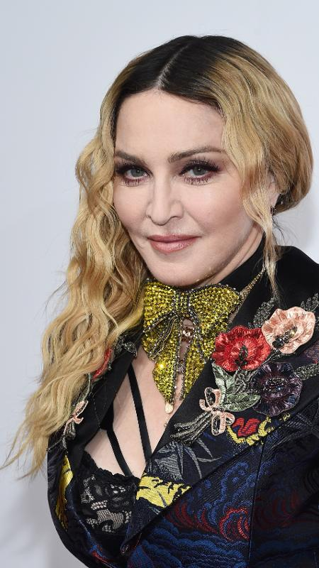 A cantora Madonna - Getty Images