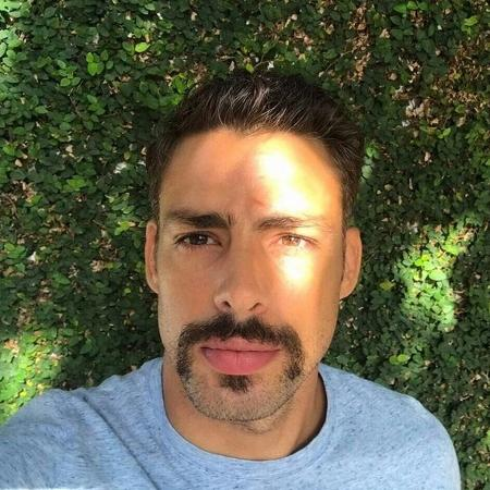 Cauã Reymond mostra novo visual - Reprodução/Instagram