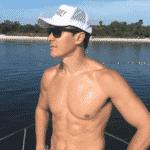 Rodrigo Faro mostra boa forma - Reprodução/Instagram/rodrigofaro