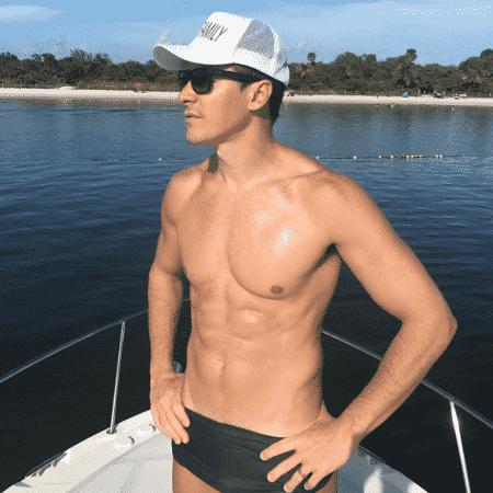 Rodrigo Faro   - Reprodução/Instagram/rodrigofaro