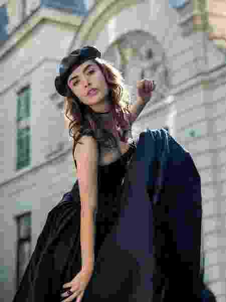 Maria Casadevall posa em Paris para revista - Gleeson Paulino/Divulgação Glamour Brasil - Gleeson Paulino/Divulgação Glamour Brasil