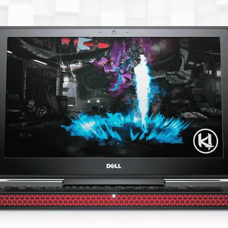 Dell Inspiron 15 Gaming - Reprodução