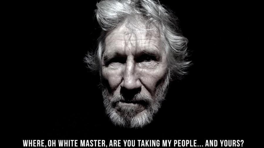 Imagem do clipe divulgado por Roger Waters - Reprodução