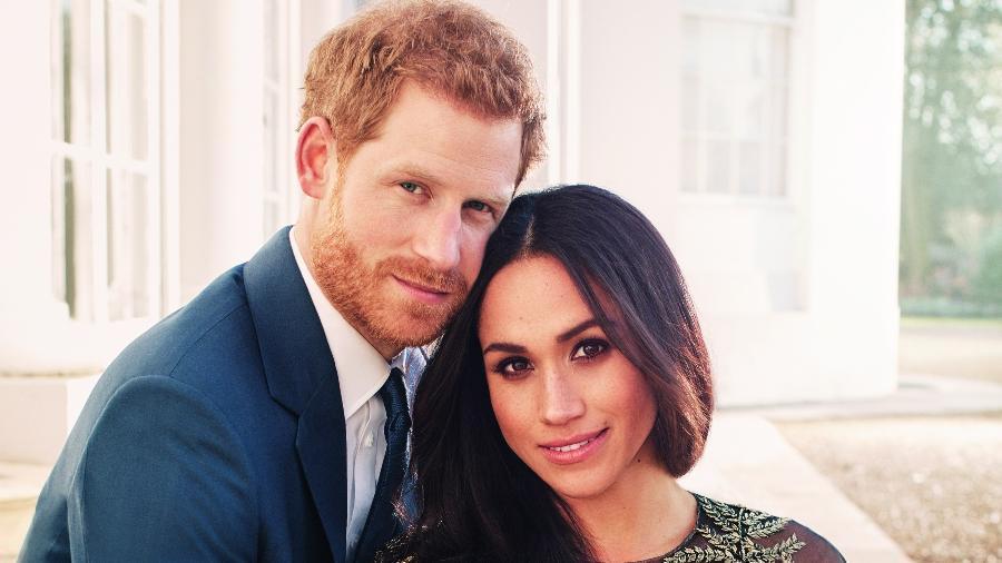 Príncipe Harry e Meghan Markle - Alexi Lubomirski/Kensington Palace