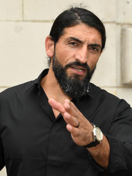 O ator turco Numan Acar - Pascal Le Segretain/Getty Images