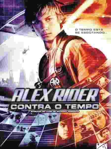 """Filme """"Alex Rider Contra o Tempo"""" saiu em 2006 - Divulgação"""