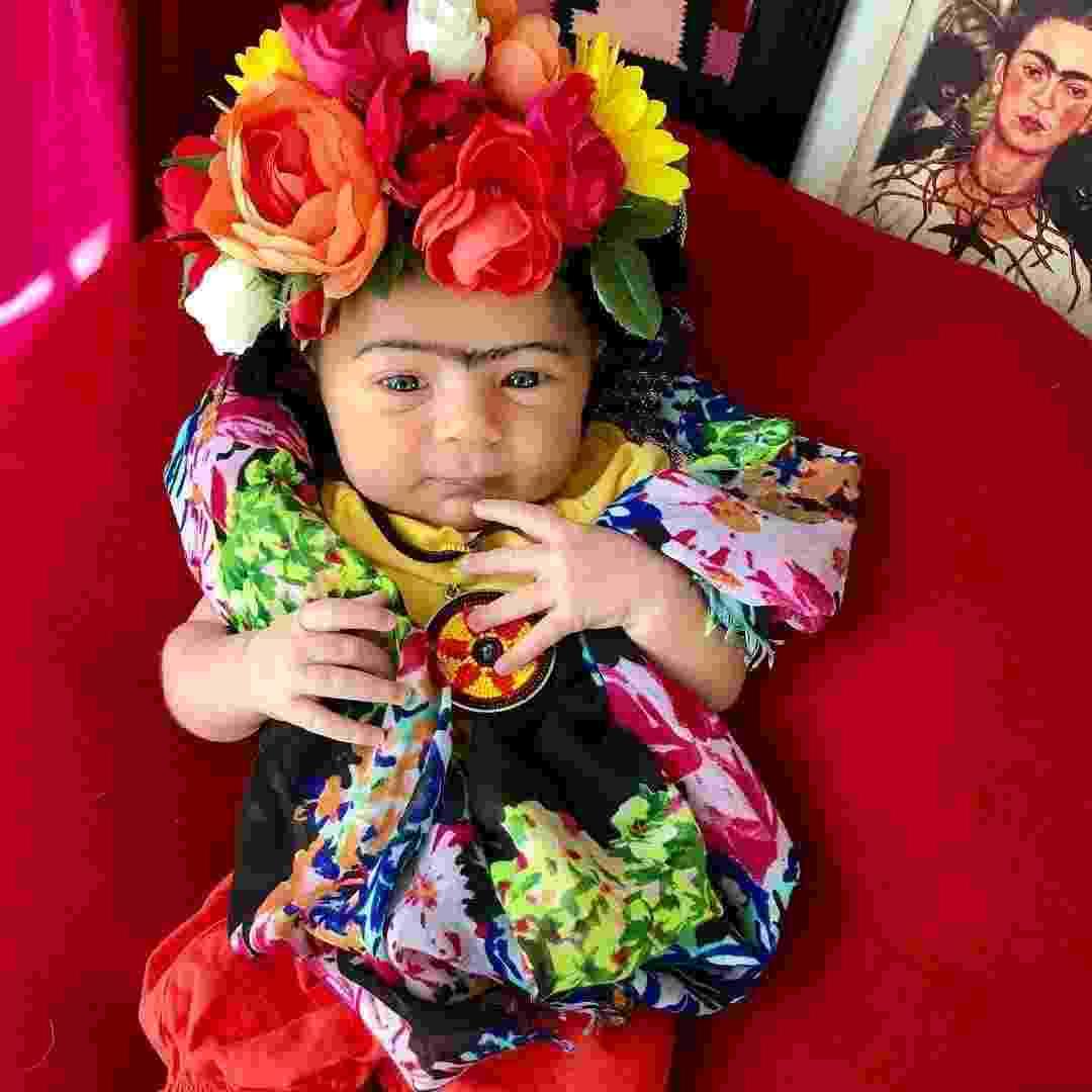 Frida Kahlo - Reprodução/Instagram/potographyofliberty