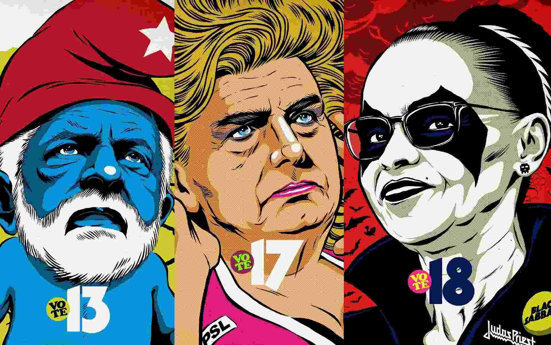 """Candidatos em versão """"sincerona"""" - Butcher Billy"""