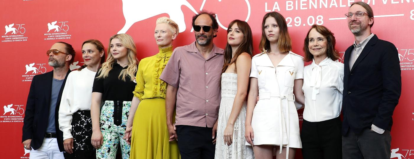 Elenco de Suspiria se reúne no Festival de Veneza - Vittorio Zunino Celotto/Getty Images