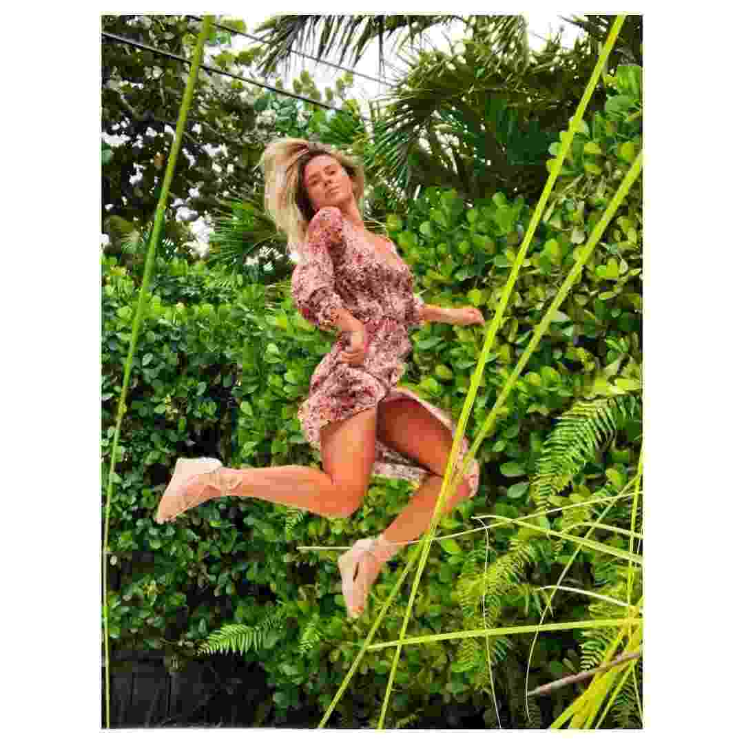 Carolina Dieckmann - Reprodução/Instagram/loracarola