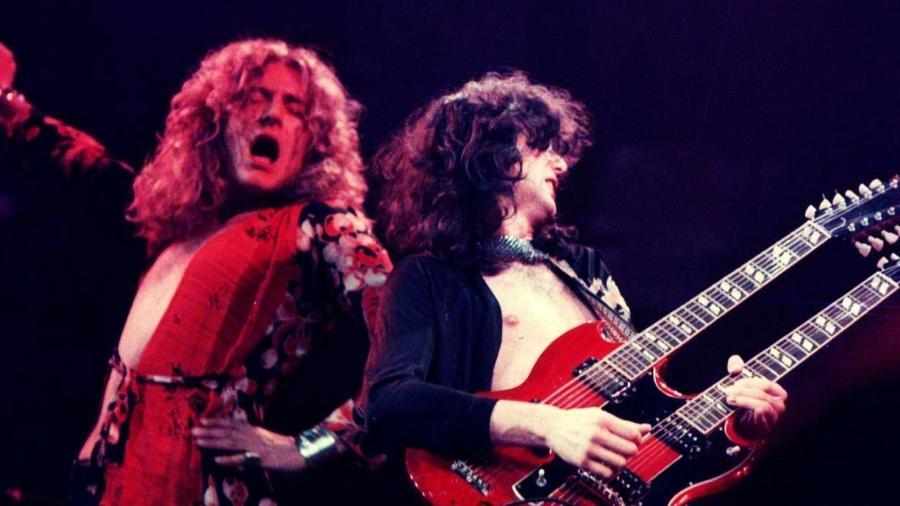 Led Zeppelin usou equipamento para gravar clássico - Getty Images