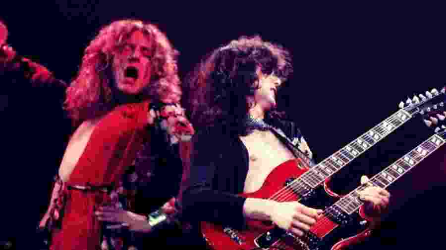 Led Zeppelin - Getty Images