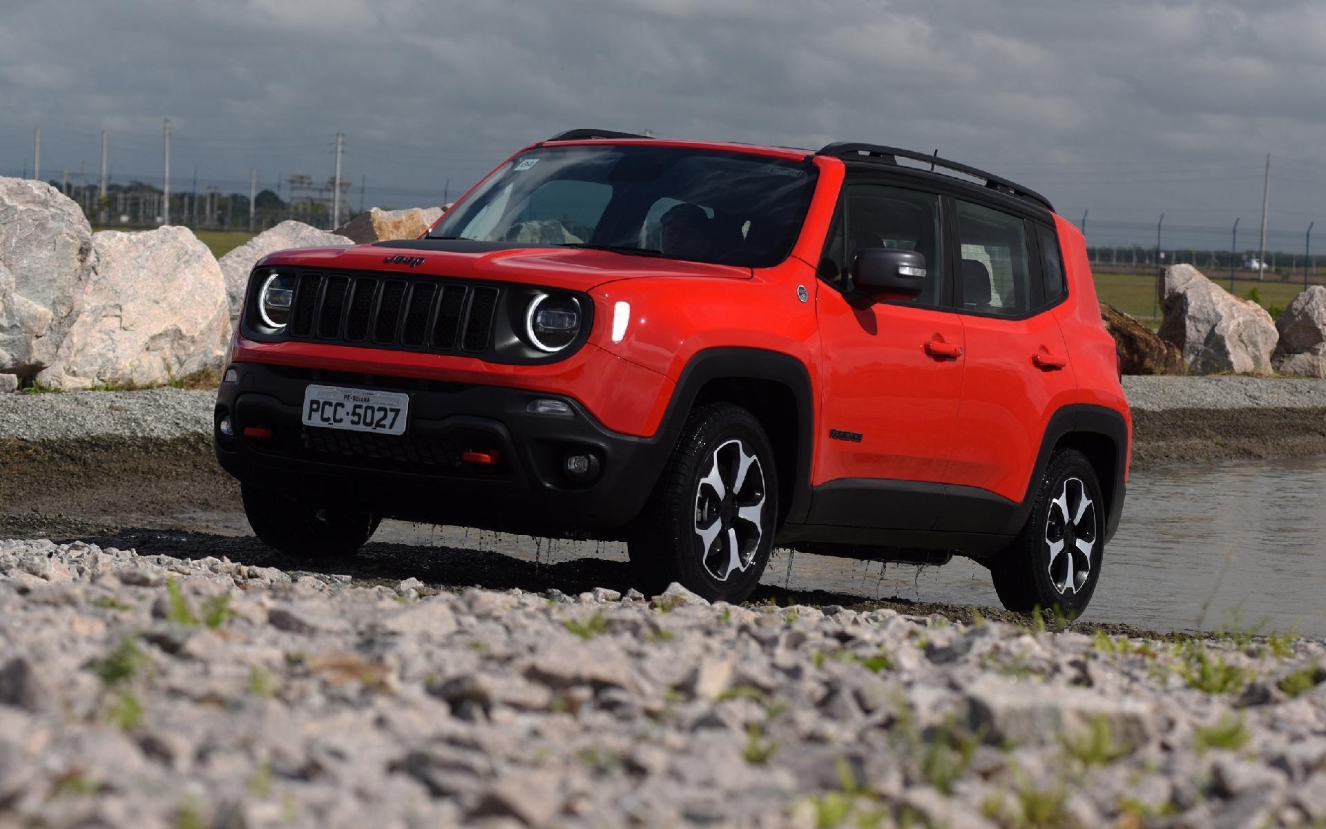 Jeep Renegade 2019 Vai De R 70 Mil A R 147 Mil Veja Versoes E