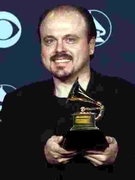 Walter Afanasieff recebe o Grammy de produtor do ano em 2000 - Reuters - Reuters