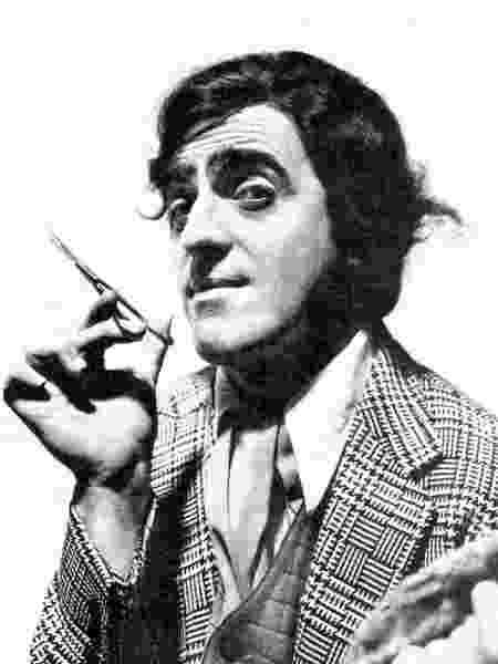 """Ary Fontoura como Rodolfo Augusto, de """"Assim na Terra como no Céu"""" (1970) - Divulgação - Divulgação"""