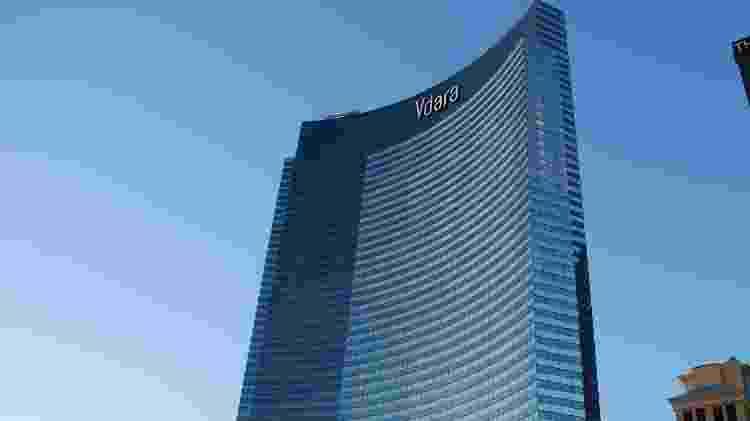 Vdara Hotel & Spa, em Las Vegas - Tomás Del Coro/www.flickr.com/photos/tomasdelcoro/5070608968 - Tomás Del Coro/www.flickr.com/photos/tomasdelcoro/5070608968