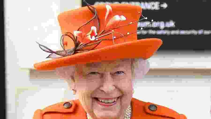 Rainha Elizabeth - Getty Images