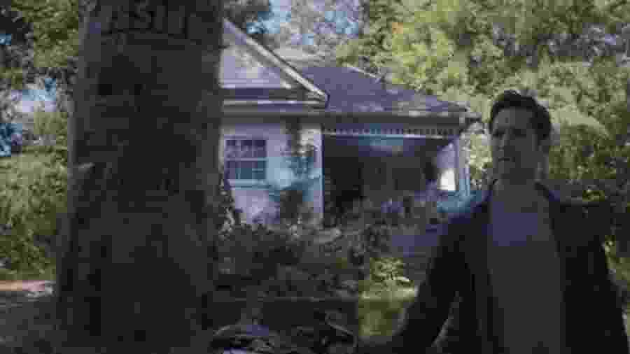 """Scott Lang, o Homem-Formiga, em cena do trailer de """"Vingadores: Ultimato"""" - Reprodução/YouTube"""