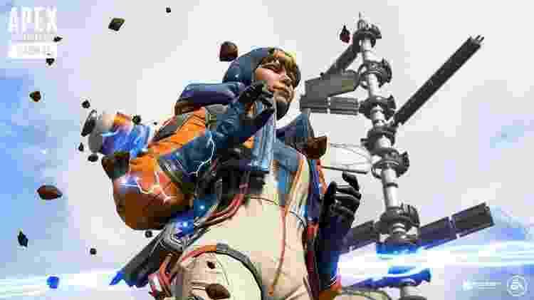 """""""Apex Legends"""" seguirá o sistema de atualizações por temporada, semelhante a """"Fortnite"""" - Divulgação"""