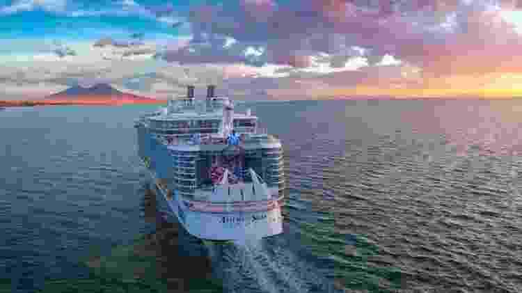 Divulgação/Royal Caribbean