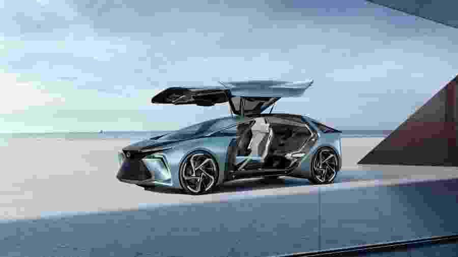 Lexus LF-30 Electrified Concept - Divulgação