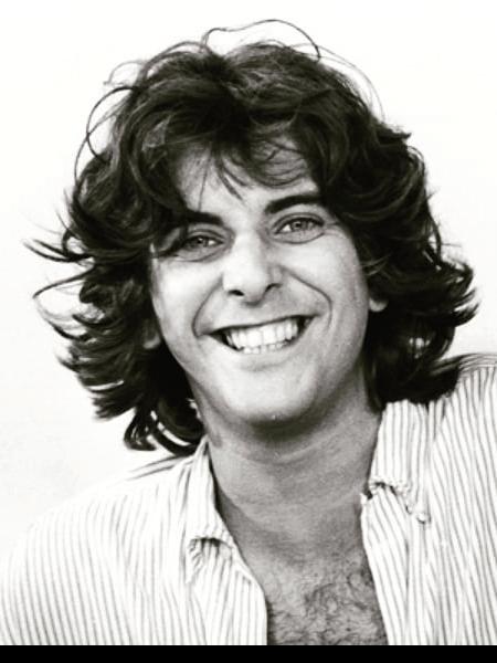 O ator e diretor Jorge Fernando nos anos 80 - Reprodução/Instagram