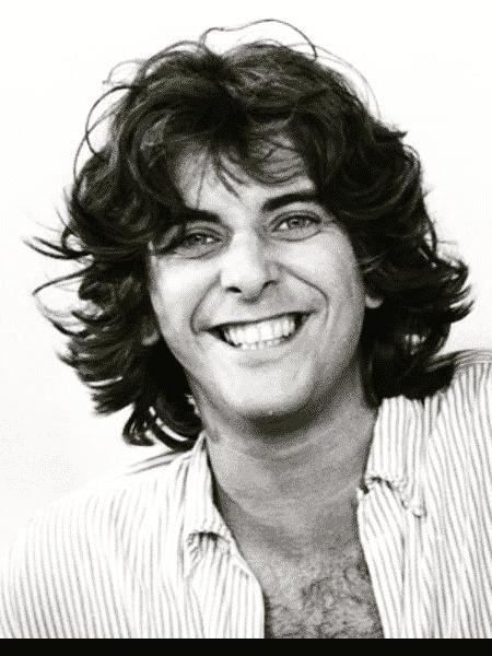 O ator e diretor Jorge Fernando nos anos 80 - Reprodução/Instagram - Reprodução/Instagram