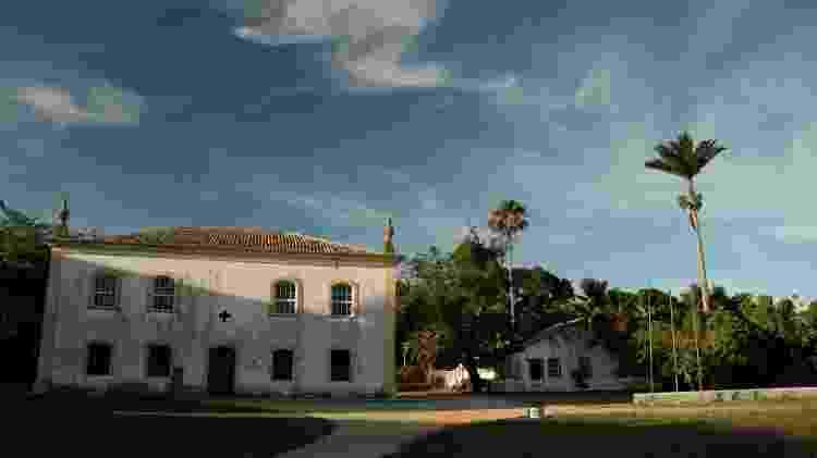 Centro histórico de Porto Seguro  - Eduardo Vessoni/UOL