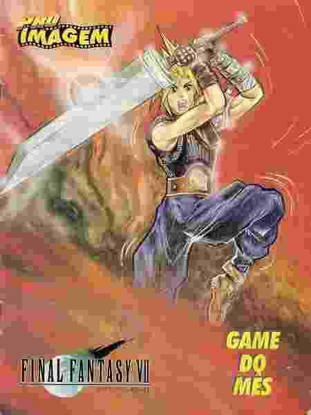 Final Fantasy VII Gamers - Reprodução - Reprodução