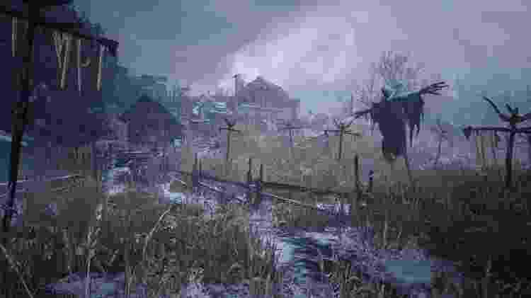 Resident Evil Village vila  - Divulgação/Capcom - Divulgação/Capcom