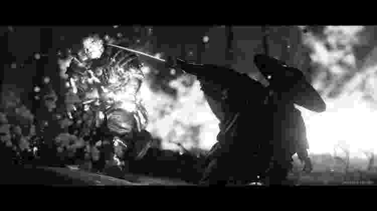Ghost of Tsushima Fantasma - Divulgação - Divulgação