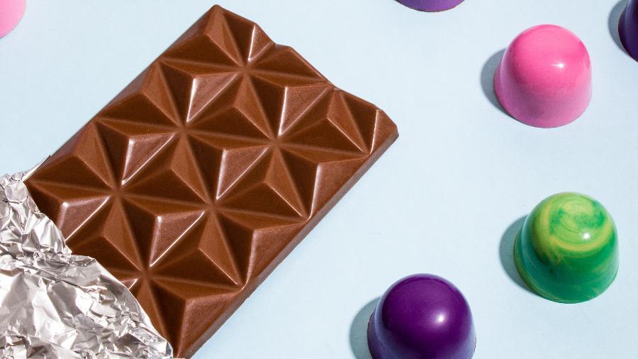 Barrinha: ideal para quem ainda não trabalha com chocolate - Divulgação