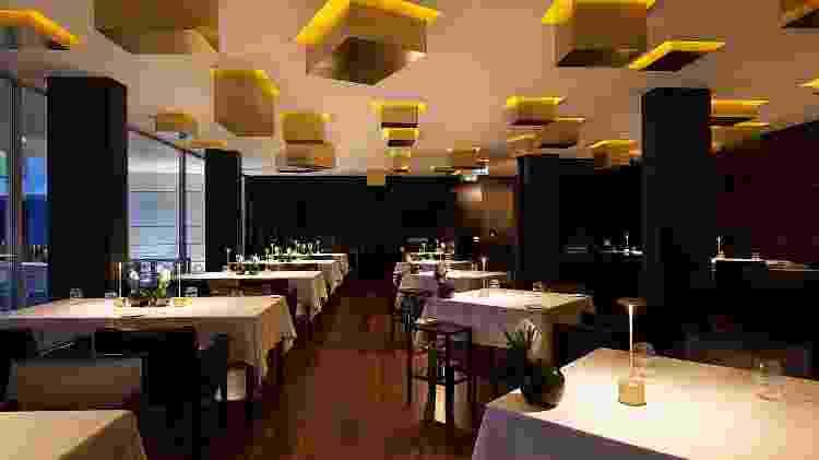 Feitoria, restaurante com uma estrela Michelin em Lisboa - Divulgação - Divulgação